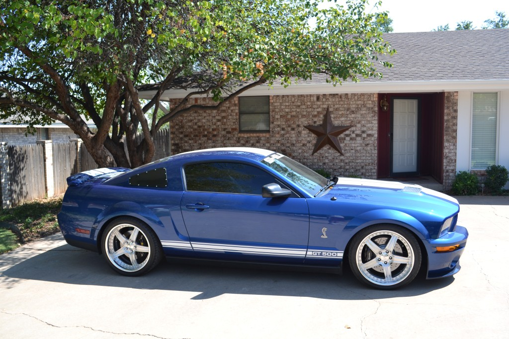 2007 Mustang >> My 2007 Shelby GT500 Cobra Mustang